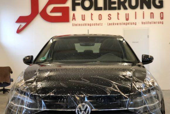 VW Polo,Lackaufbereitung & Steinschlagschutz für ( Motorhaube, Stoßstange Vo., Kotflügel, Einstiege )