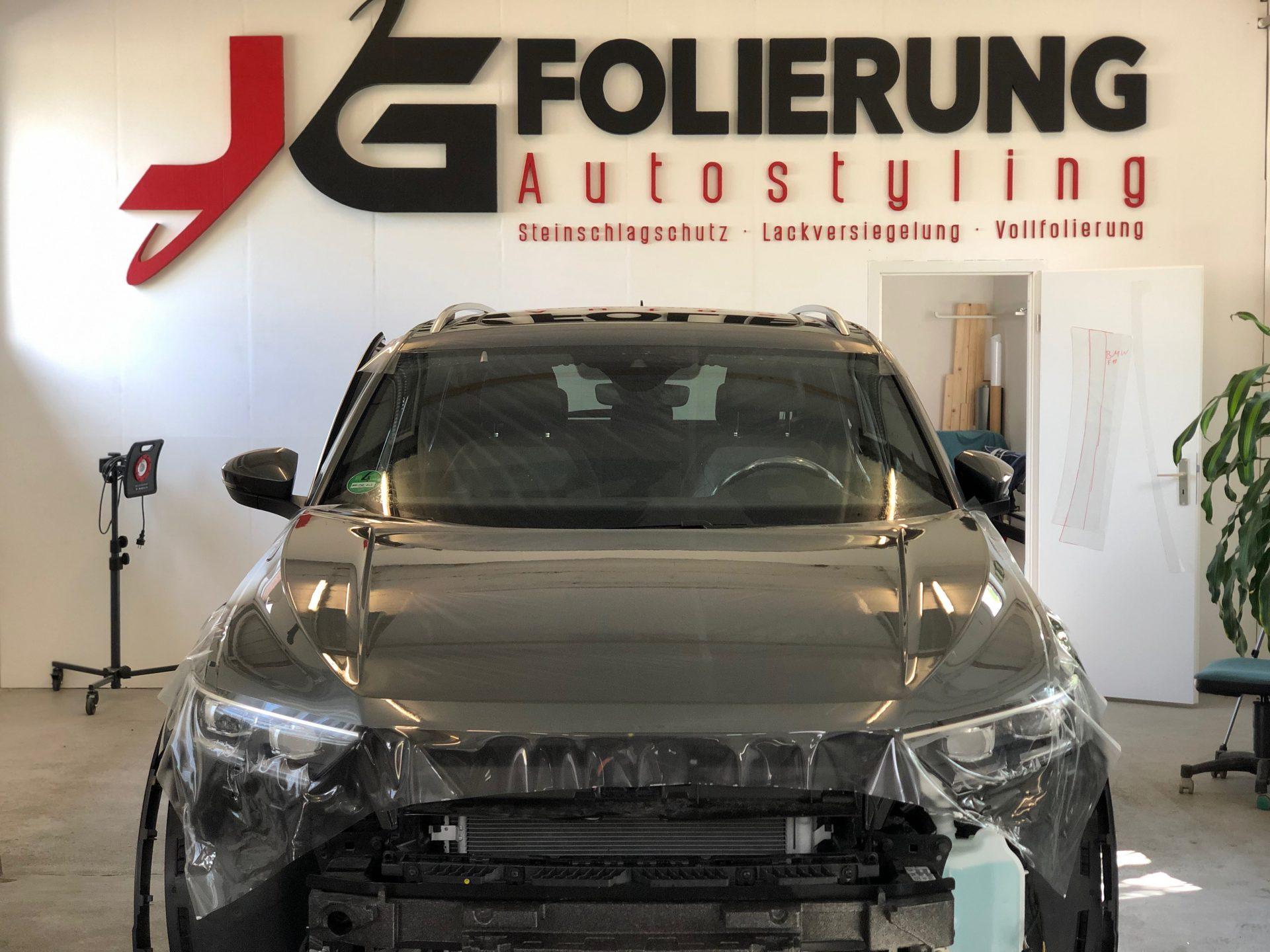 Steinschlagschutzfolie Auto Kosten