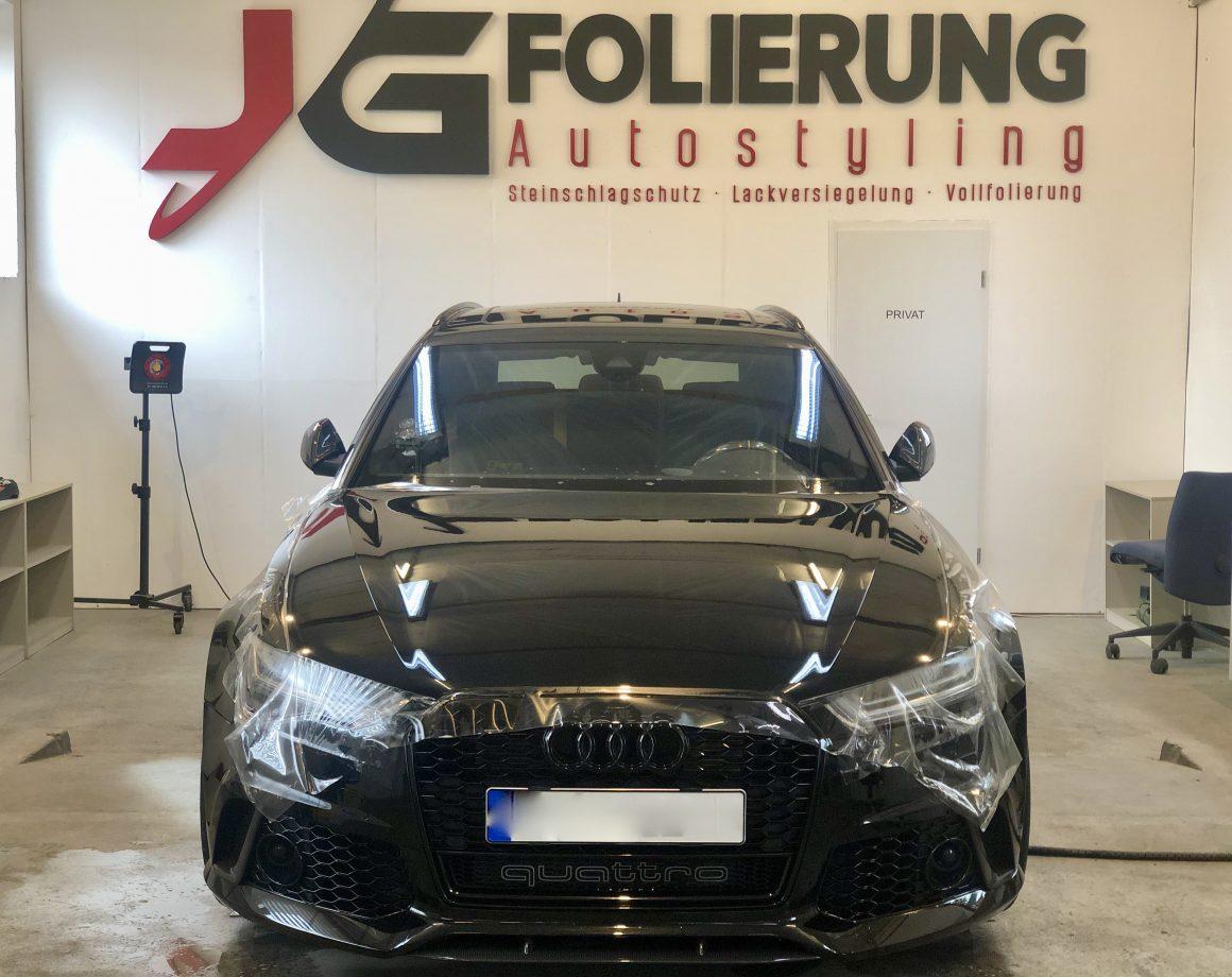 Audi RS6 Steinschlagschutz