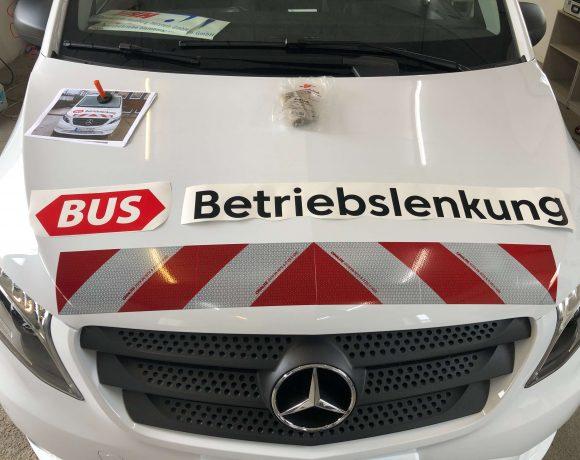 Fahrzeugbeschriftung in Hamburg